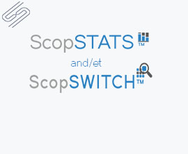 Scopstats et scopswitch