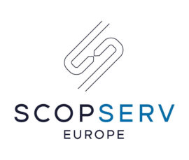 Logo scopserv_europe_vertical