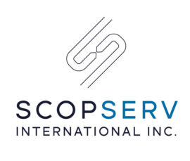 Logo scopserv international inc _ vertical